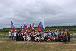 Туристический слёт молодёжных объединений северных районов Нижегородской области «Birthdayparty»